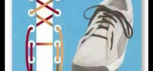 15 different shoelace styles