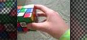 Solve the Rubik's cube the easiest way