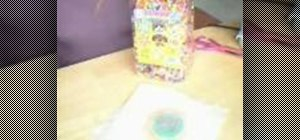 Use perler beads