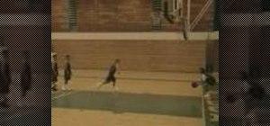 Practice 2-line pass-cut basketball drills
