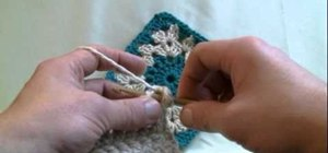 Control the yarn tension in your crochet projects