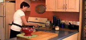 Cook basic kale for a body rejuvenation cleanse