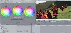 Use three-way filter color correction in Final Cut Pro