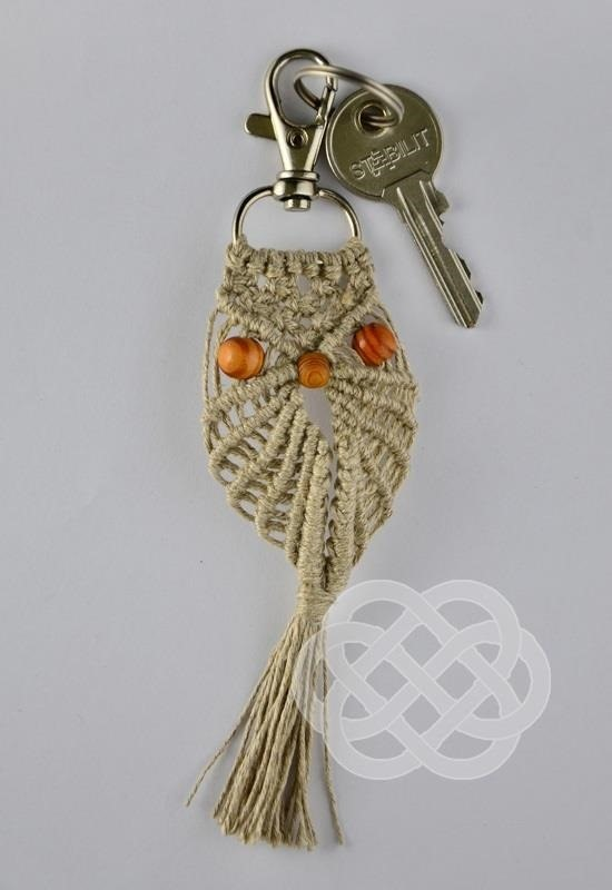 How To Make Macrame Owl 171 Jewelry