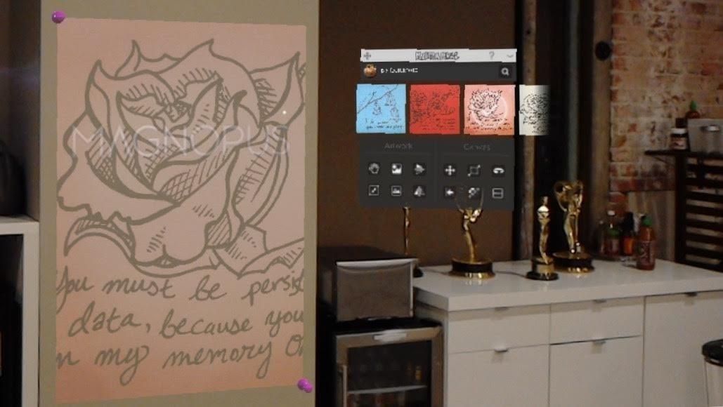 New HoloLens App Muralize Combines Art & Technology—From an All-Female Developer Team