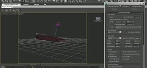 Create a motion blur camera effect with Mental Ray