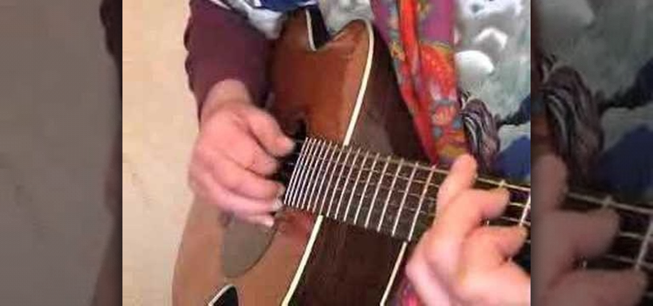 How to Play chords on the guitar in a Delta blues style « Acoustic ...