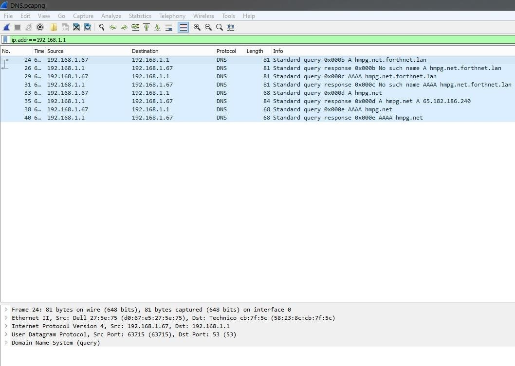 Networking Foundations: Exploring UDP via Wireshark(Part 2)