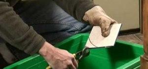 Installing Laminate Tile Over Ceramic Tile 171 Diy Laminate