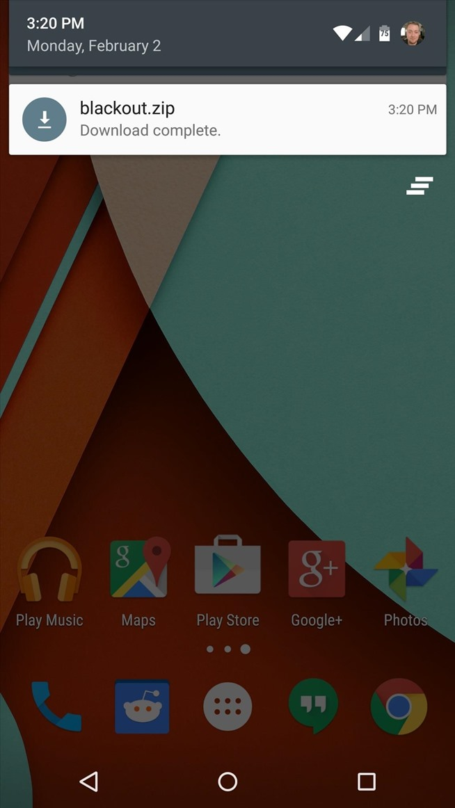 Save Battery Life by Blacking Out the Launcher & Calculator on Your Nexus 6