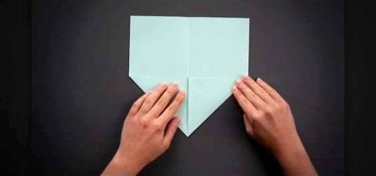 How To Fold A Origami Boat