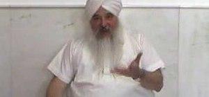 Practice Sahej Sukh Dhyaan (meditation)
