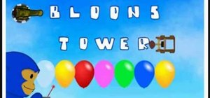 Hack Bloons Tower Defense with Cheat Engine 5.5