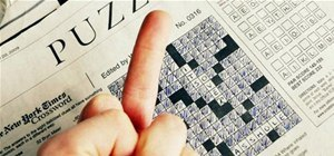 Idiot's Secret Guide to Mastering Crossword Puzzles
