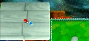 Obtain all 242 stars in Super Mario Galaxy 2 (World 1) for Nintendo Wii