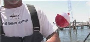 Use bobbers for deep sea fishing
