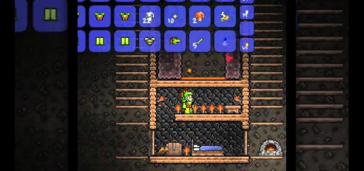 How to Hack Terraria for more platinum and gold « PC Games