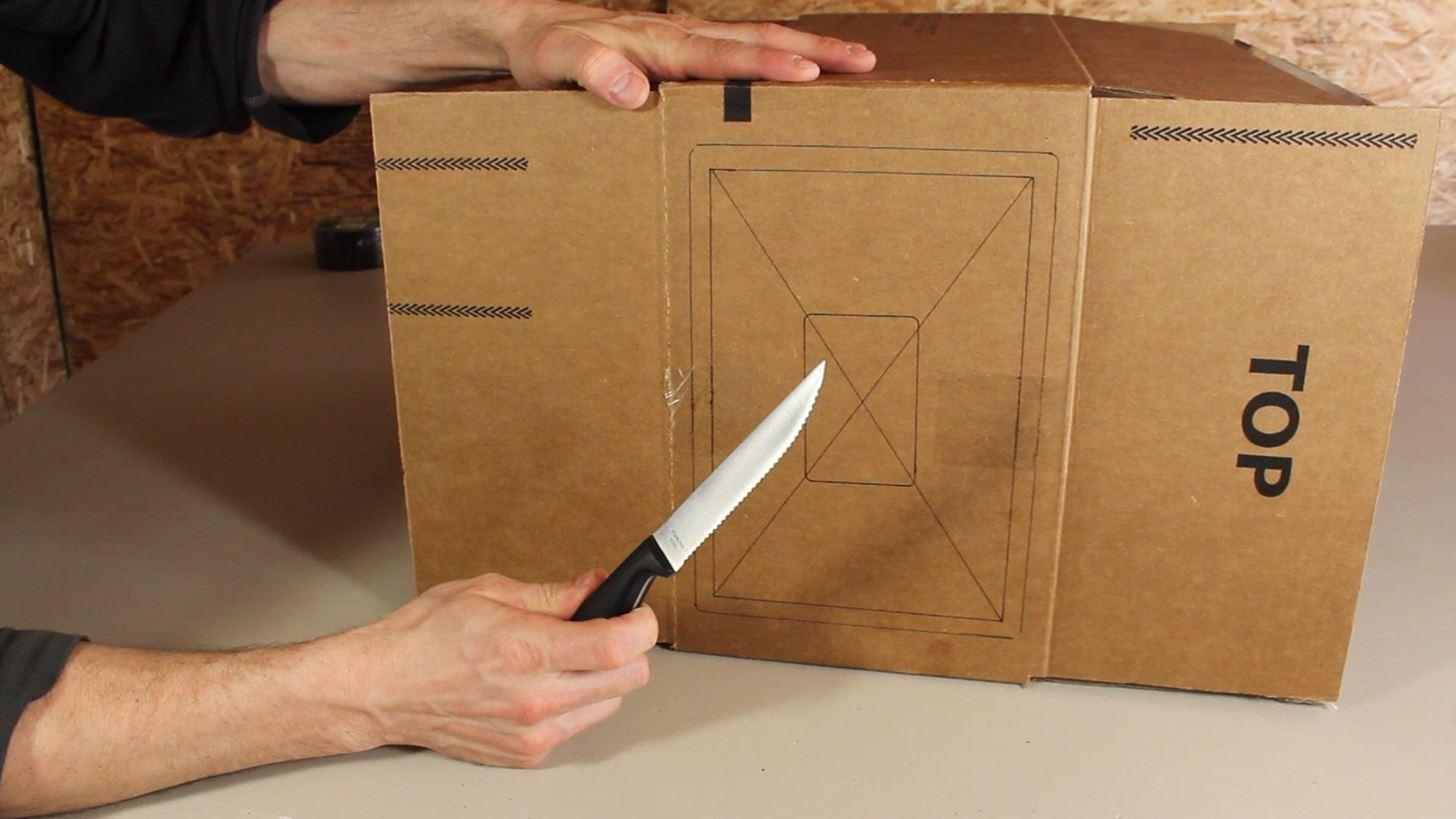 Как из обычного картона сделать дизайнерский