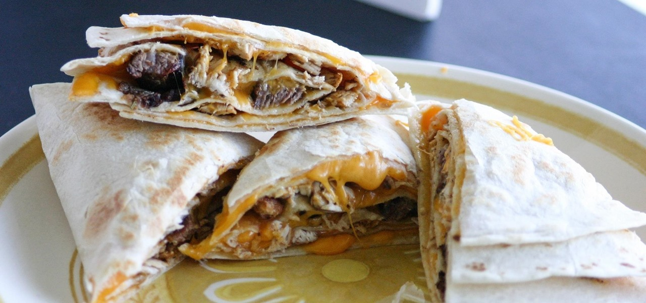 The 'Tresadilla' Is 3x Better Than a Regular Quesadilla