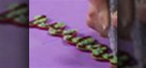 Make a slithery serpent bracelet