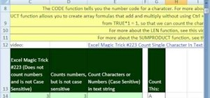Count characters & numbers within a string in MS Excel