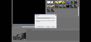 Import media from DVDs in Corel VideoStudio