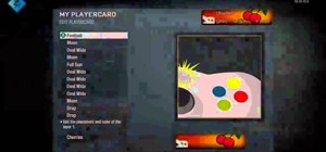 Draw an Xbox 360 controller in the Black Ops emblem editor