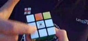 Solve a Rubik's Cube step by step