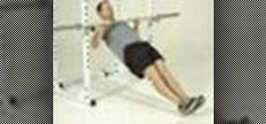 Tone arms with an inverted row exercise