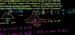 Calculate the confidence interval in basic statistics