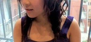 Get Japanese inspired Lolita fishtail braids
