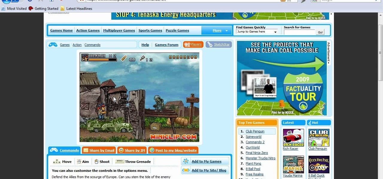 Web Games — facebook and flash game tips, tricks, and hacks « Web