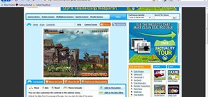 Use Cheat Engine to cheat at web or Flash games