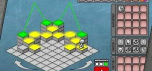 Beat the Armor Games Flash game LightBot 2