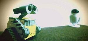 Wall-E's Love Story
