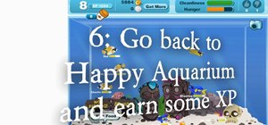 Hack Happy Aquarium with Cheat Engine (09/29/09)