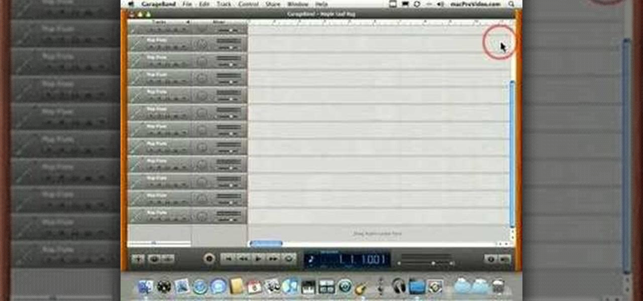How to Import a MIDI file into GarageBand « GarageBand