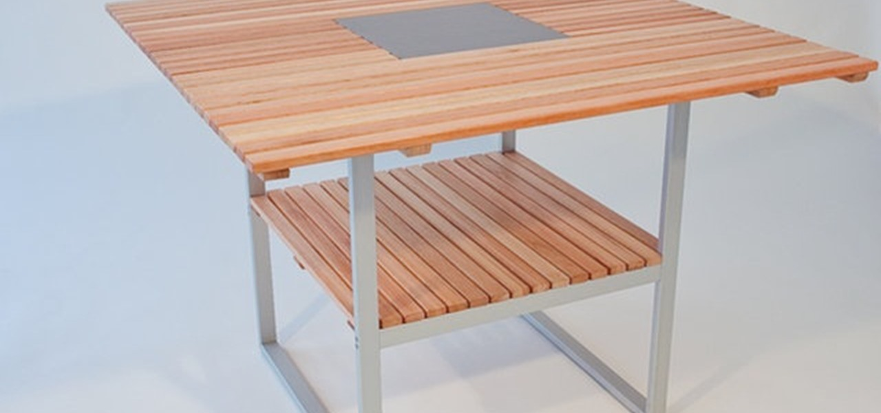 How To Assemble An Ikea Kvarno Garden Table Furniture