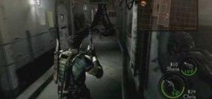 Walkthrough Residential Evil 5, Chapter 6-2: Main Deck