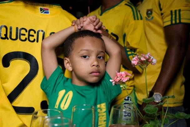 The Whole World is Watching: Faces of the World Cup