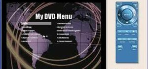 Create DVD menus in DVD Architect with Bill Myers