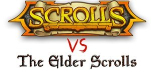 Does 'Scrolls' Infringe Upon 'The Elder Scrolls'?