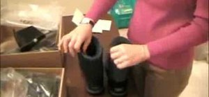 Identify & spot fake counterfeit Uggs