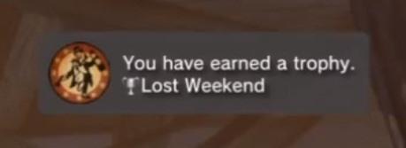 "How to Earn the ""Lost Weekend"" Achievement in BioShock: Infinite"