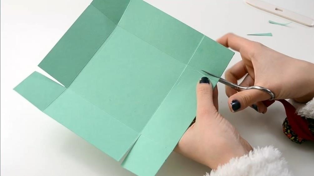 How to Make an Easy Paper Box Valentine s Day Gift DIY Crafts