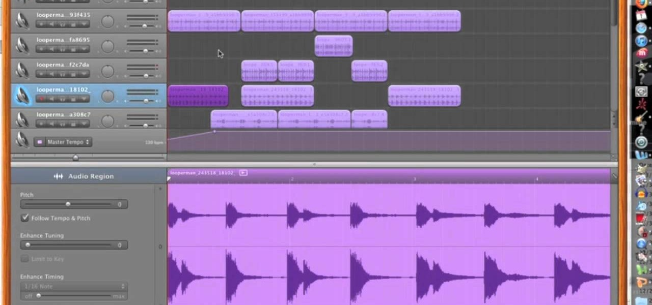 """pitch and tempo 9 audio clips, tempo, and warping unlike music stored on tape or in a traditional digital audio workstation, the music in live remains """"elastic"""" at all times."""