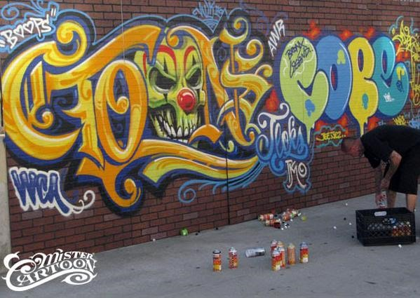 "How to Pick a ""Street Art"" Name."