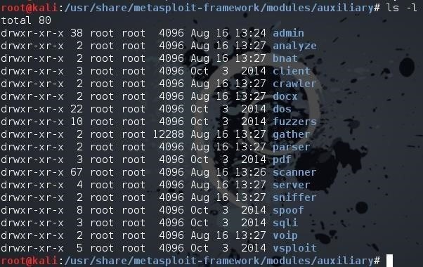 Hack Like a Pro: Metasploit for the Aspiring Hacker, Part 10 (Finding Deleted Webpages)