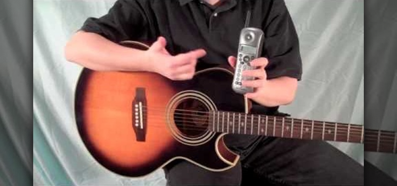 how to tune your acoustic guitar using a u s phone acoustic guitar. Black Bedroom Furniture Sets. Home Design Ideas