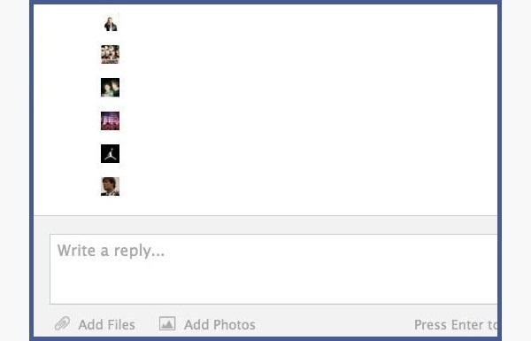 How to Use Your Friends' Profile Pictures as Emoticons in Facebook Chat